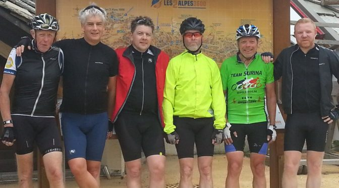 Alpe d'Huez 2014