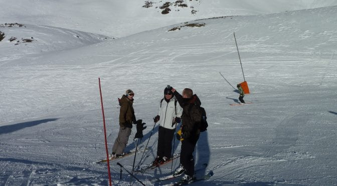 Val Thorens – Christmas 2011